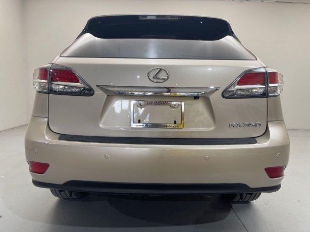 2014 Lexus RX for sale