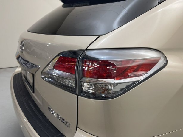 used Lexus RX for sale near me