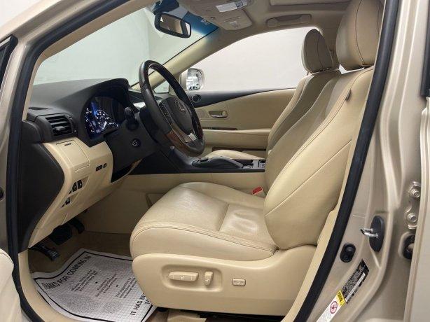 used 2014 Lexus RX for sale Houston TX