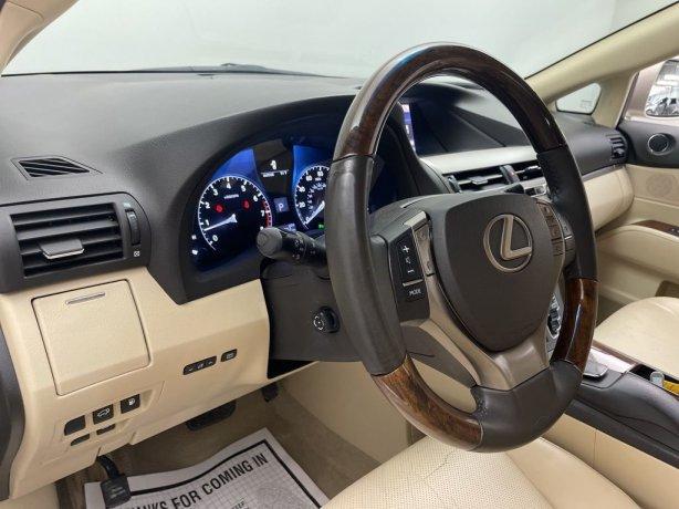 2014 Lexus RX for sale Houston TX