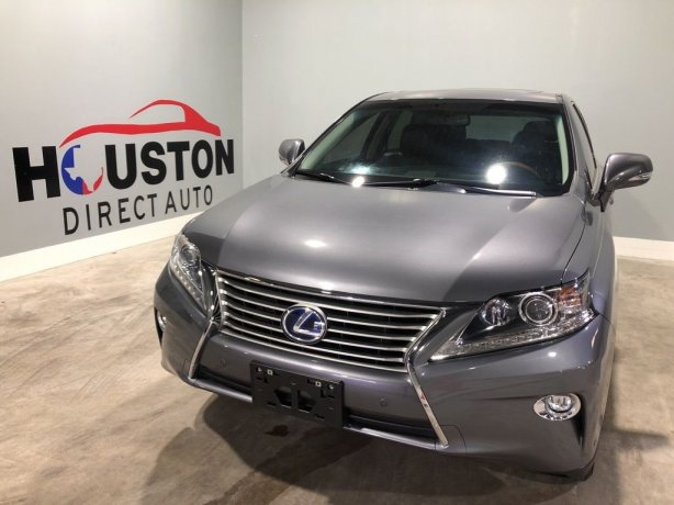Used 2015 Lexus RX for sale in Houston TX.  We Finance!