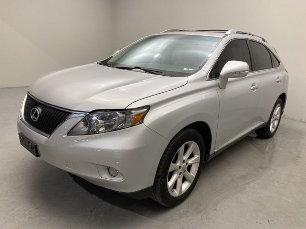 Used 2010 Lexus RX for sale in Houston TX.  We Finance!