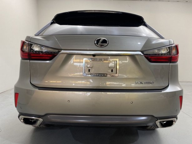 2018 Lexus RX for sale