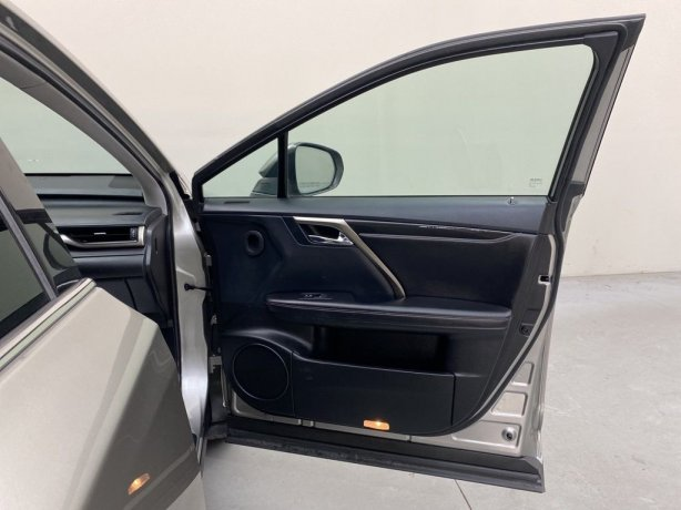 used 2018 Lexus RX for sale near me