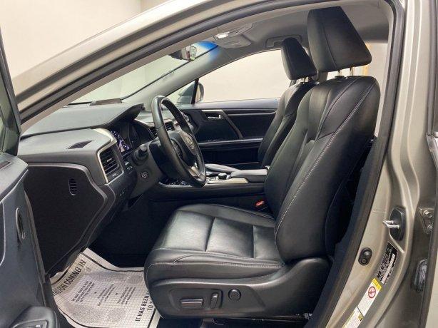 used 2018 Lexus RX for sale Houston TX