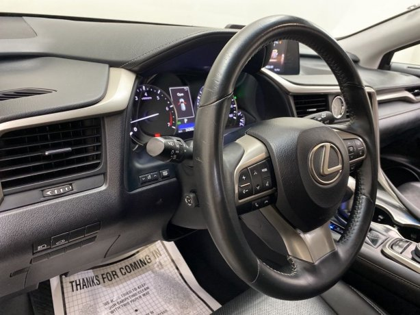 2018 Lexus RX for sale Houston TX
