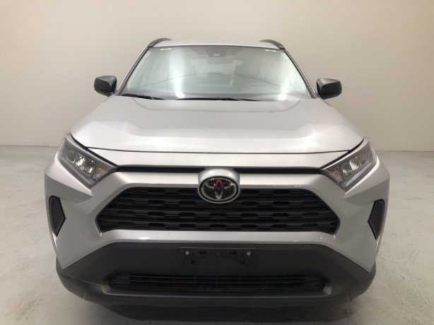 Used Toyota RAV4 for sale in Houston TX.  We Finance!