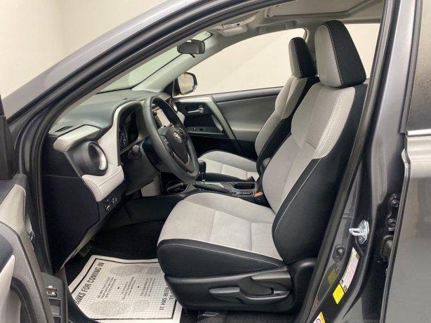 used 2017 Toyota RAV4 for sale Houston TX