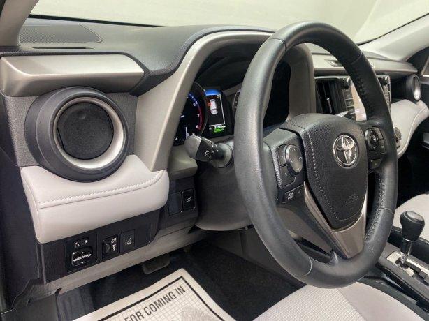 2017 Toyota RAV4 for sale Houston TX