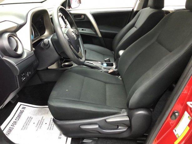 used 2014 Toyota RAV4 for sale Houston TX