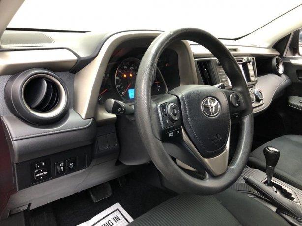 2014 Toyota RAV4 for sale Houston TX