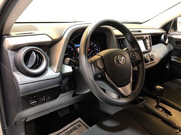 used 2018 Toyota RAV4 for sale Houston TX