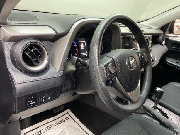 2018 Toyota RAV4 for sale Houston TX