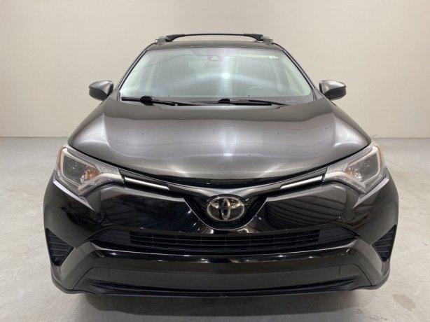 Used Toyota RAV4 for sale in Houston TX.  We Finance!
