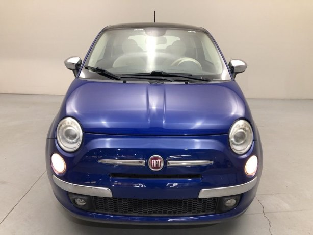 Used Fiat 500 for sale in Houston TX.  We Finance!
