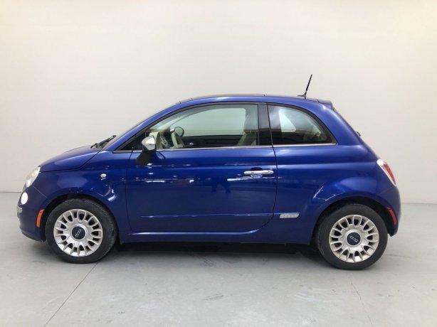 used Fiat