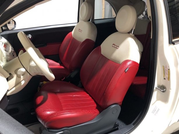 used 2012 Fiat 500c for sale near me