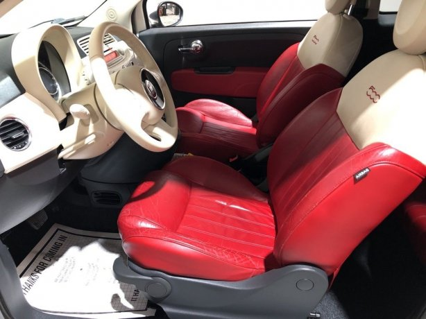 2012 Fiat 500c for sale near me