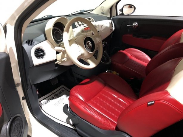 used 2012 Fiat 500c for sale Houston TX