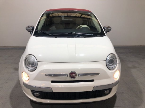 Used Fiat 500c for sale in Houston TX.  We Finance!