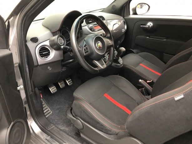 used 2013 Fiat 500 for sale Houston TX