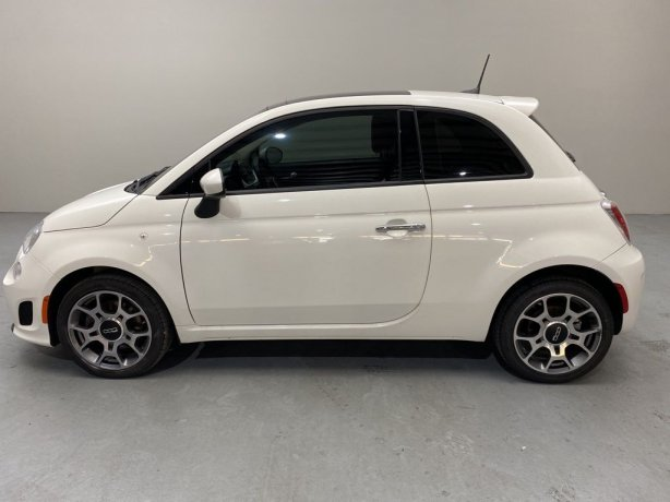 Fiat 500 for sale near me