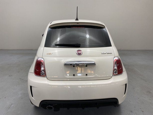 2018 Fiat 500 for sale
