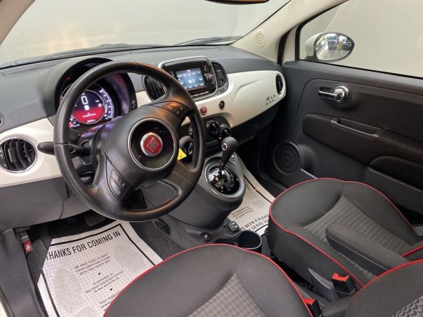 2018 Fiat 500 for sale Houston TX