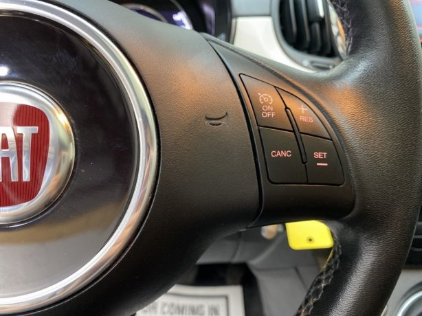 cheap used 2018 Fiat 500 for sale