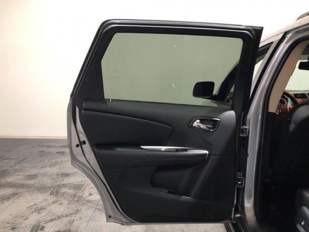 used 2016 Dodge Journey