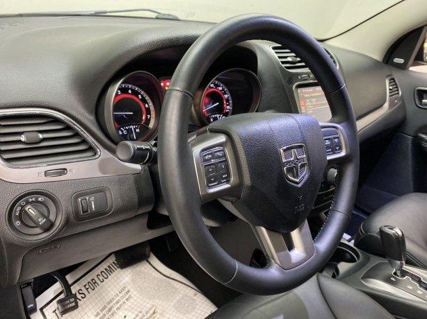 2017 Dodge Journey for sale Houston TX