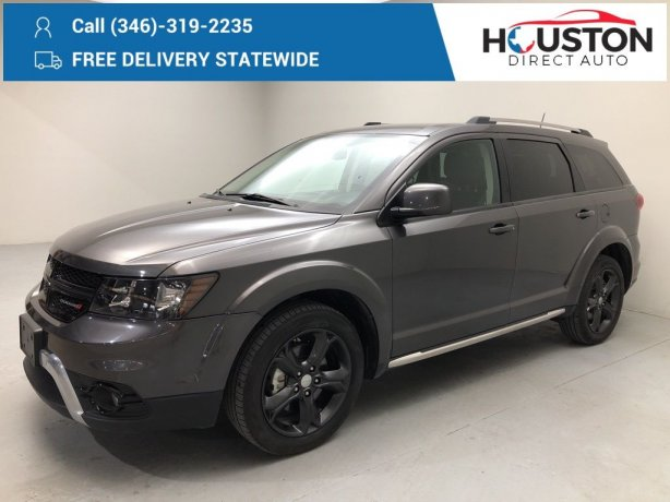 Used 2019 Dodge Journey for sale in Houston TX.  We Finance!