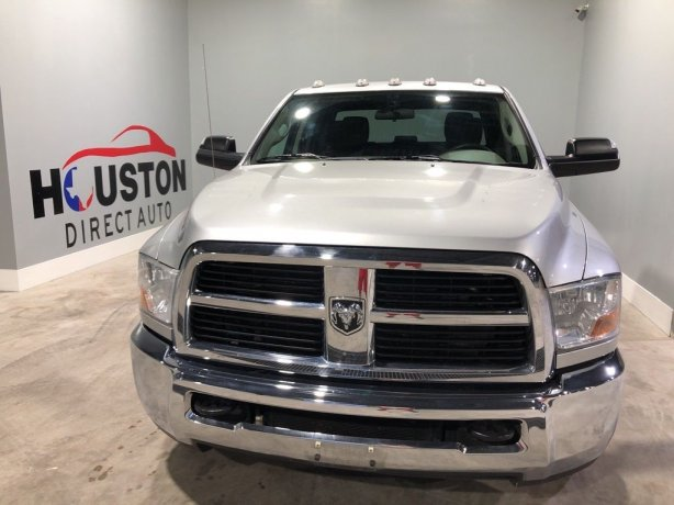 Used 2012 Ram 3500 for sale in Houston TX.  We Finance!