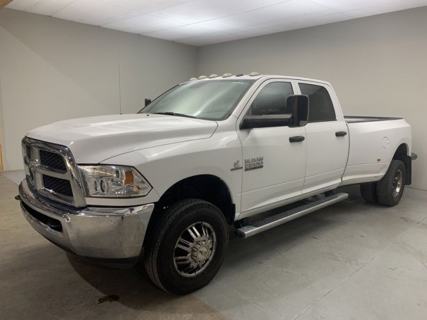 Used 2016 Ram 3500 for sale in Houston TX.  We Finance!