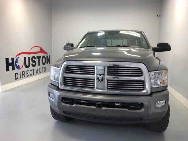 Used 2012 Ram 2500 for sale in Houston TX.  We Finance!