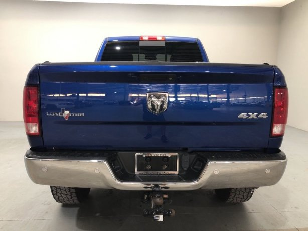 used 2018 Ram for sale
