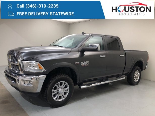 Used 2014 Ram 2500 for sale in Houston TX.  We Finance!