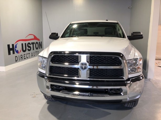 Used 2017 Ram 2500 for sale in Houston TX.  We Finance!