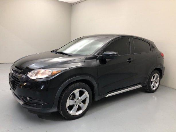 Used 2016 Honda HR-V for sale in Houston TX.  We Finance!