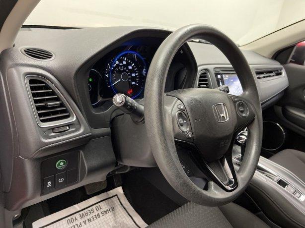 2017 Honda HR-V for sale Houston TX