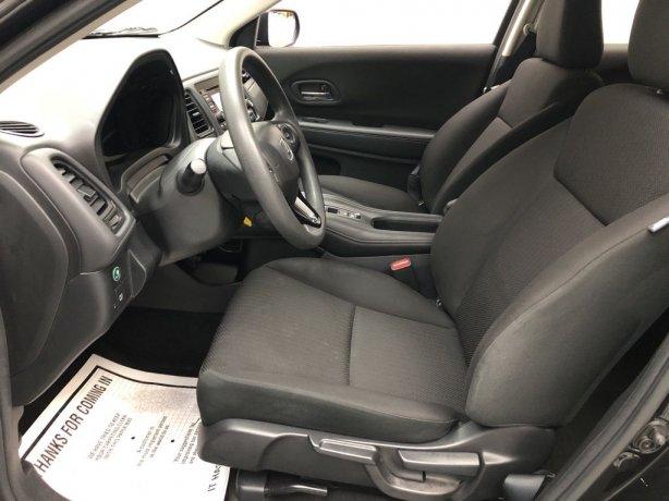 used 2017 Honda HR-V for sale Houston TX