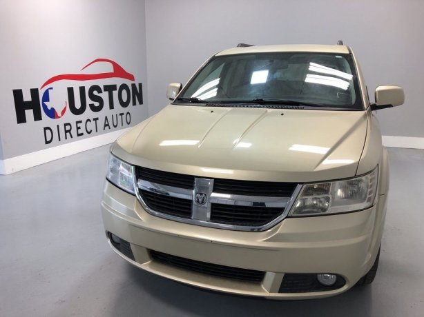 Used 2010 Dodge Journey for sale in Houston TX.  We Finance!