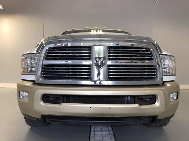 2011 Ram 2500 Laramie Longhorn