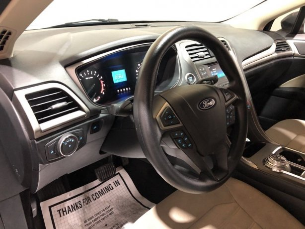 2018 Ford Fusion for sale Houston TX