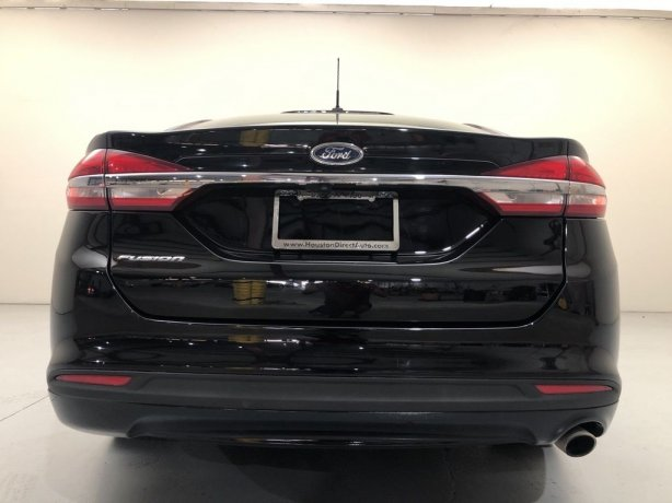 2018 Ford Fusion for sale