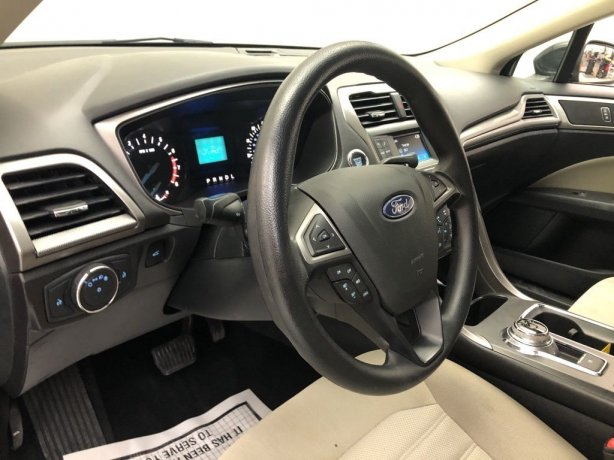 used 2018 Ford Fusion for sale Houston TX