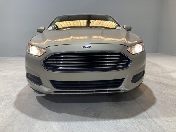 Ford Fusion for sale near me