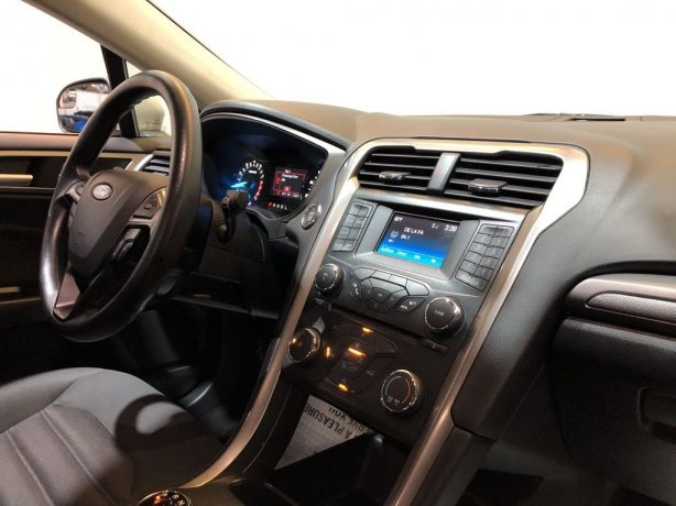 cheap Ford Fusion for sale Houston TX