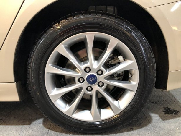 good 2017 Ford Fusion for sale