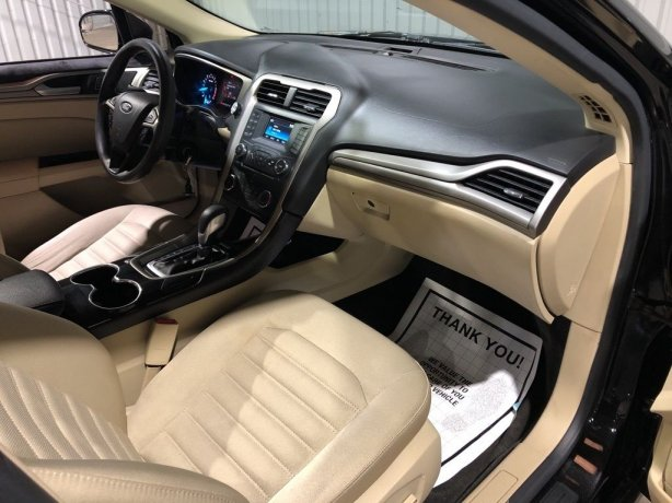 cheap used 2015 Ford Fusion for sale